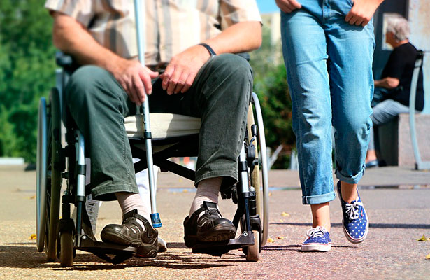 Capital aprueba reglamento pro discapacitados