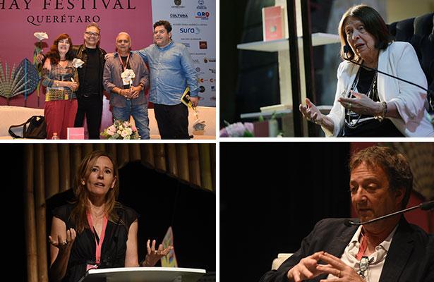 La fiesta sigue en el Hay Festival
