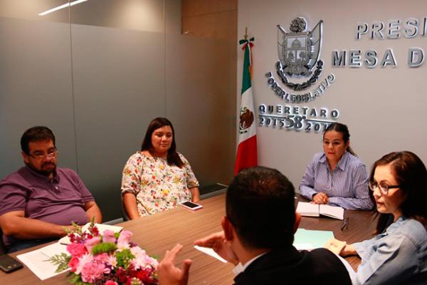 Diputados harán donativos para afectados por el sismo