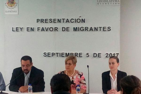 Buscan garantizar los derechos de los migrantes