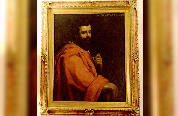 Santiago el Mayor volverá con sus compañeros apóstoles