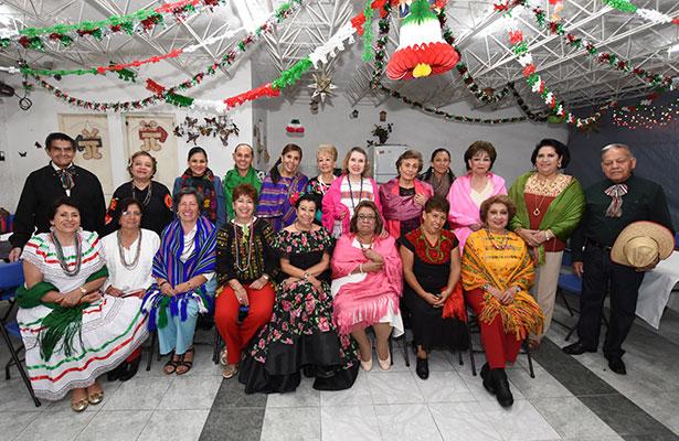 Noche Mexicana con el Grupo Cultural El Marqués