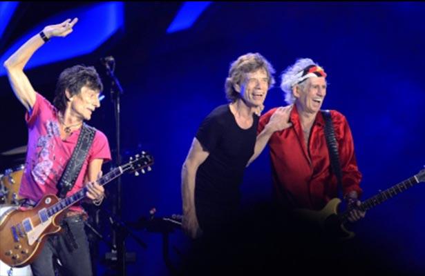 Exhibirán artículos raros y originales de Rolling Stones