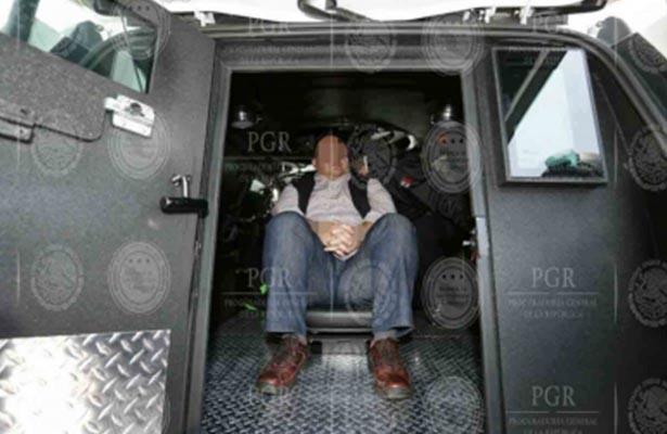 Javier Duarte termina su huelga de hambre