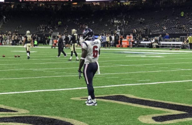 Texanos confirman arranque de temporada en Houston