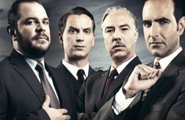 "Lista la serie ""Gigantes de México"""