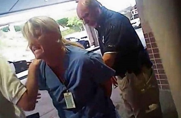 Enfermera fue arrestada en EEUU por negar a policía sangre de un paciente
