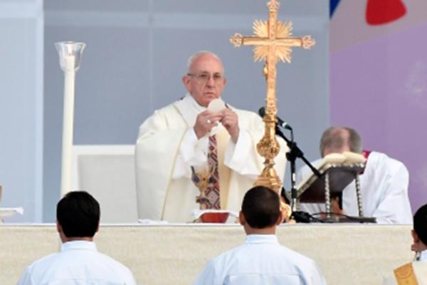 Papa Francisco expresa solidaridad con México por terremoto