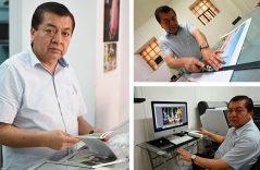 Paco Mendoza, impresor fotográfico