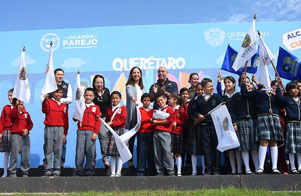 Construirán Querétarolandia en el Bicentenario