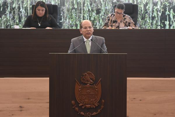 Rechaza la legislatura local jubilación de Jaime Escobedo
