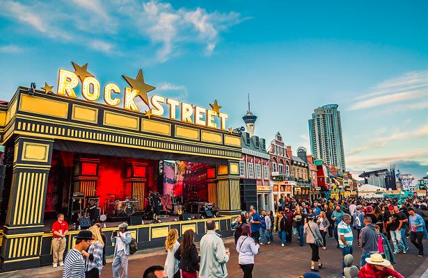 Rock Street, el éxito de esta edición