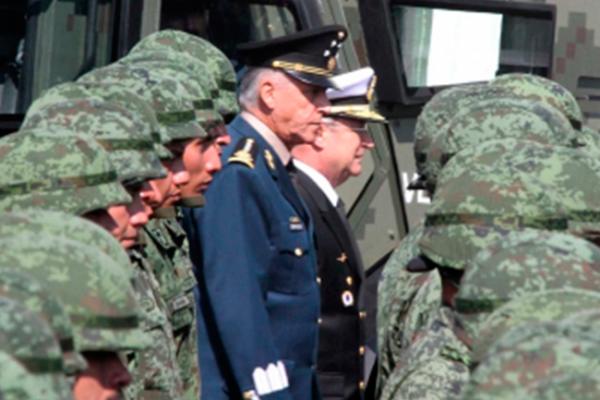 Aplican Plan DN-III-E en Chiapas y Oaxaca