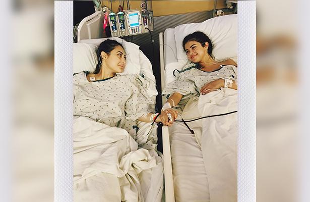 Selena Gomez revela que fue sometida a un trasplante de riñón