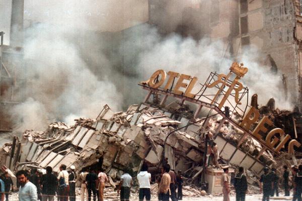 La tragedia del 85 en 10 cifras