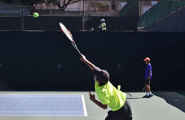 Inicia la XXI Copa Raqueta Britania de Tenis