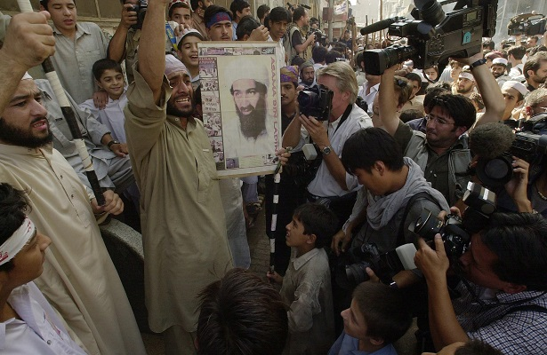 Hamza bin Laden lanza llamado a los musulmanes