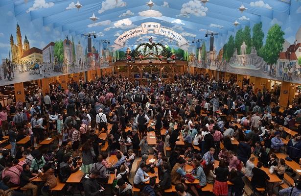 Oktoberfest cierra con 6,2 millones de visitantes