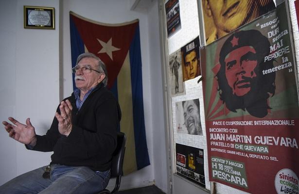 El mito del Che Guevara seguirá dentro de 300 años