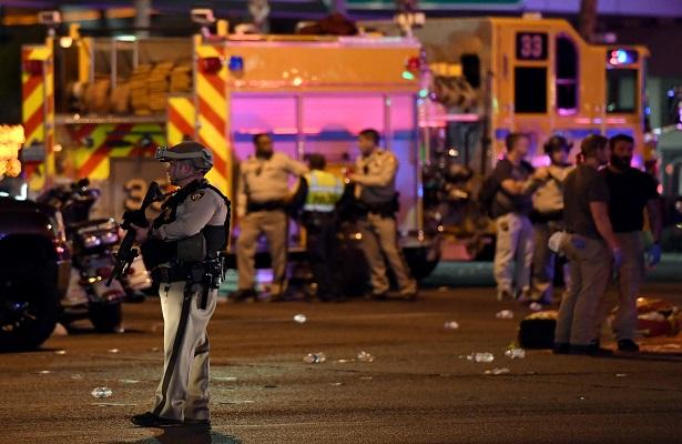 FBI descarta nexo del tiroteo con terrorismo internacional