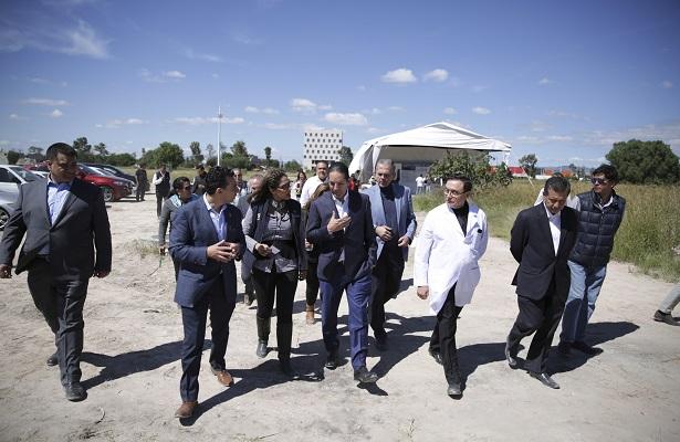 Nuevo hospital para 1,200,000 personas