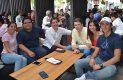 VALERIA Chelala, Carlos y Emilio Aguado, Marco Miranda, Ximena y Bernardo* Aguado.