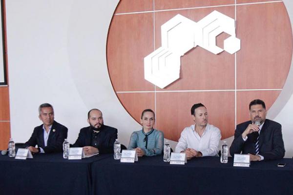 Asamblea de arquitectos en noviembre en Querétaro