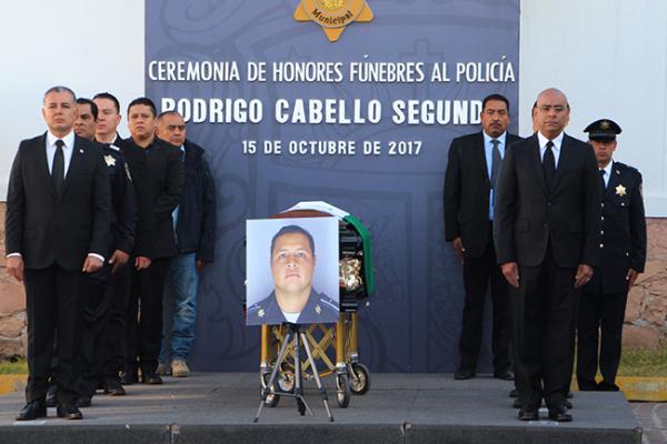 Familiares de policías fallecidos recibirán indemnizaciones: MAV
