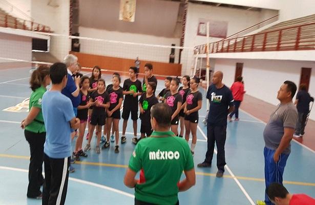 Curso Internacional de Voleibol Módulo I