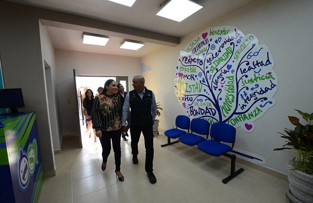 """DIF Municipal de Querétaro inauguró el Centro de Día """"Meni"""""""