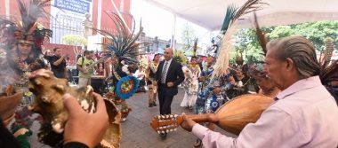 Declaratoria de concheros no se revocará: Aguilar