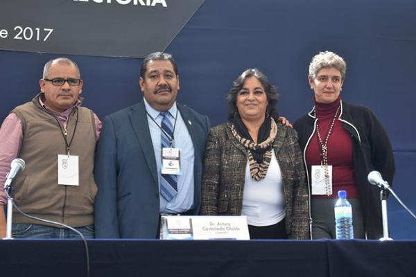 Atenderé demandas de FEUQ: Castañeda