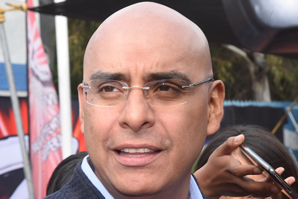 Marcos Aguilar cancelará proyectos no prioritarios