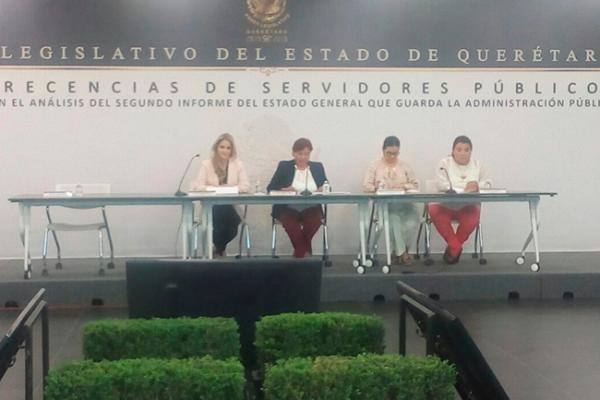 Paulina Aguado defiende transparencia en recursos