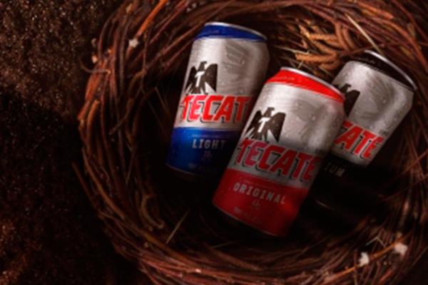 Tecate le pisa los talones a Corona en mercado cervecero