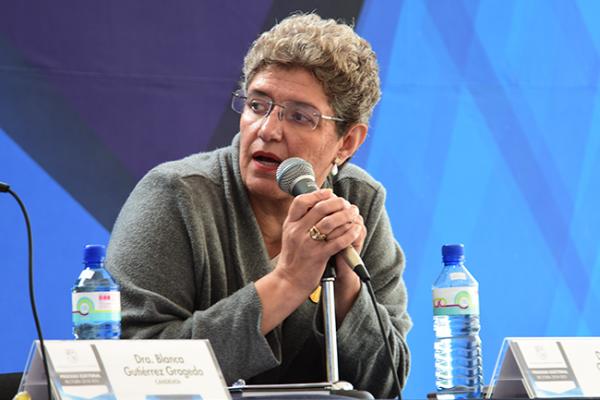 Ingresos propios y empresas universitarias, la propuesta de Teresa García