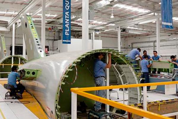 Más inversión en aeronáutica
