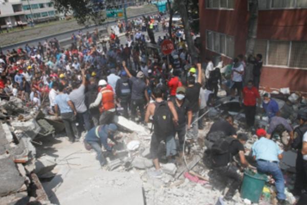 Bridan atención psicológica a víctimas del sismo