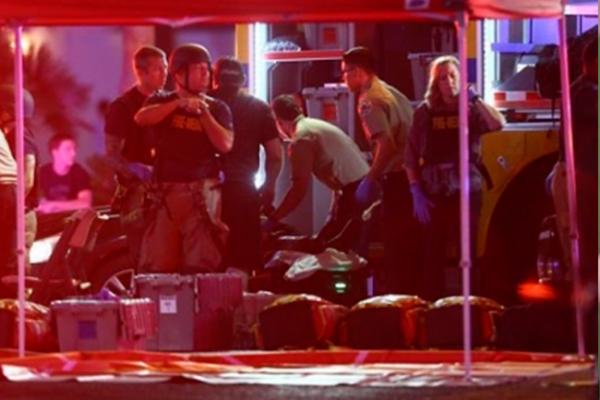 Aumenta a 58 número de muertos por tiroteo en Las Vegas