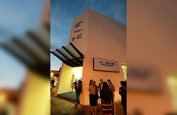 Abre sus puertas la Cineteca Rosalío Solano