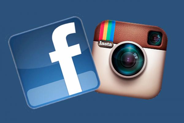 Facebook e Instagram con problemas de conexión
