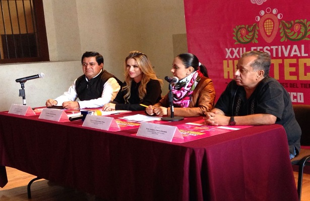Contadores del tiempo protagonizarán el XXII Festival de la Huasteca