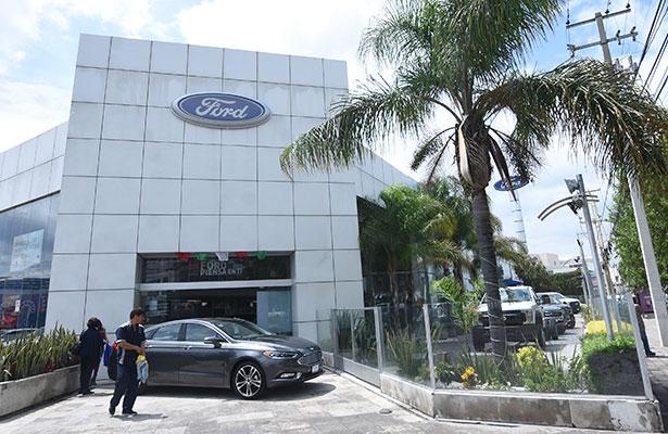 Ford Mylsa Querétaro inicia su transformación