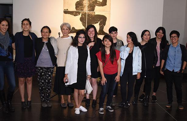 En Galería Libertad exponen 27 mujeres artistas