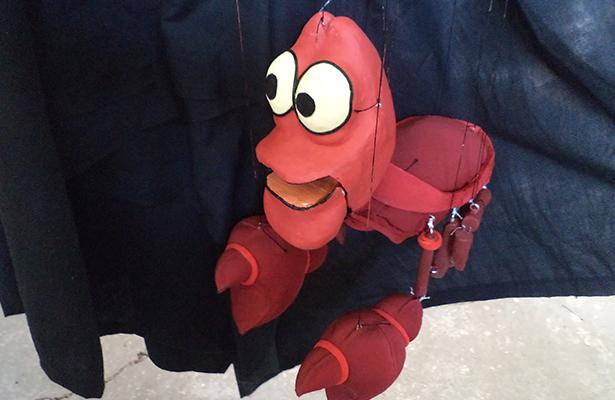 """""""El viejo y el mar"""" con marionetas estará en el Museo de la Ciudad"""