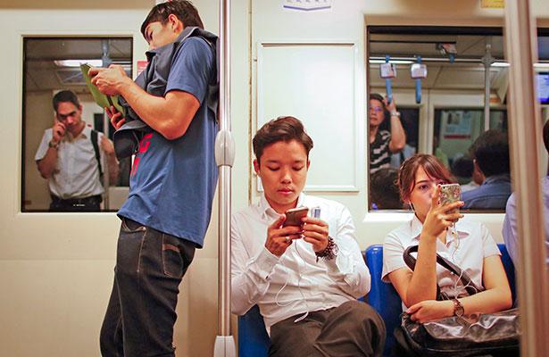"""Literatura """"Millennial"""", libros a una """"app"""" de distancia"""