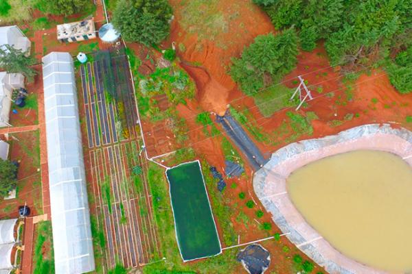 Amealco, primer campus autosuficiente en agua