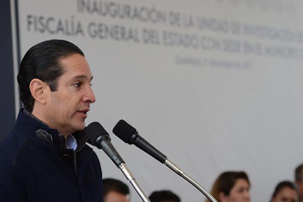 Qrobús no fue vandalizado: Francisco Domínguez