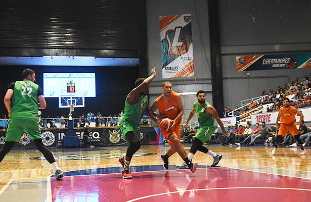 LIBERTADORES de Querétaro arranca esta noche su participación en la temporada 2017 – 2018 de la LNBP, recibiendo a Soles de Mexicali, van por la victoria.
