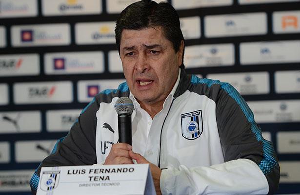 Luis Fernando Tena llega a Gallos con la consigna de apagar el fuego
